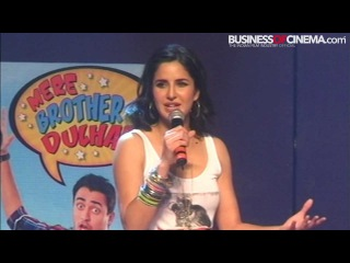Katrina Kaif & Imran Khan's rocking performance for 'Mere Brother Ki Dulhan' Music Launch!