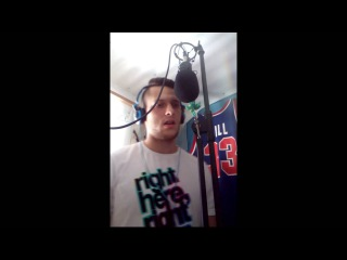 Bring Me The Horizon - Shadow Moses [vocal cover by Yury Stin (singing through)]