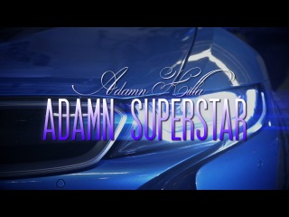 Adamn Killa - Adamn Superstar (Official Video 4K) Dir by @WillHoopes