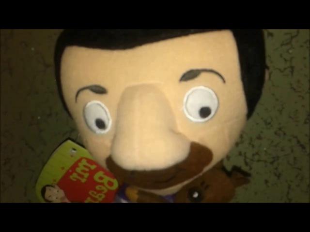 Zorinas tv игрушка виде мистера бина