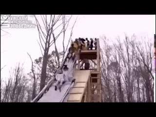 """Суровый """"Челябинский аквапарк"""" :-))"""