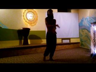 Svetlana Bulash/Tribal Fusion improvisation