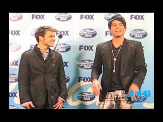 J-14 Exclusive: American Idol Interviews - Kris, Adam, and Paula!