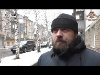 Священник про обстрелы ДНР со стороны ВСУ