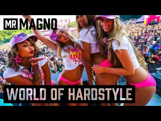 World of Hardstyle | Decibel 2016 | Warm-up mix by Mr. Magno
