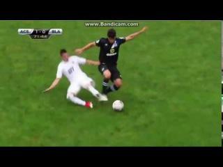 Tomáš Rosický vs Blackburn - 14.7. 2017