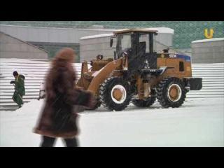 UTV. Снежный коллапс в Уфе.