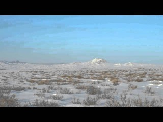 "Doros - ""Nothing but Steppe All Around"" (E. Badanin, oktavist)"