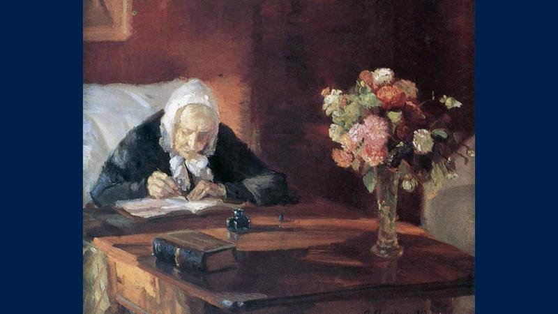 Anna Ancher (1859-1935) Дания