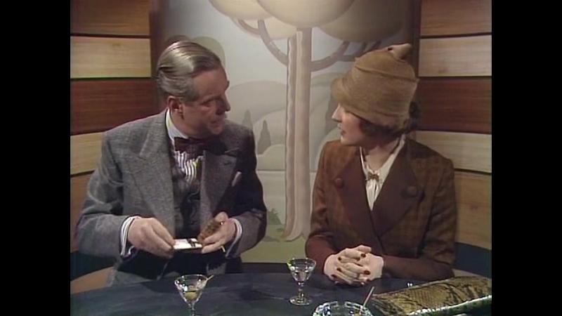 Лорд Питер Уимзи Смерть по обьявлению 2 серия Англия Детектив 1973
