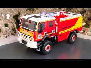 Camión de bomberos, Coche de Policía y Carros de Carreras - Videos para niños - NUEVO Caricaturas