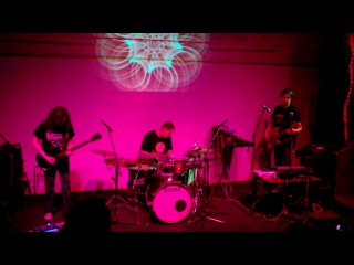 """Maat Lander  """"Space Scum"""" live  at Astrakhan, Russia."""
