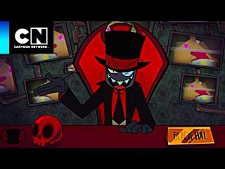 Videos de Orientación para Villanos: Los casos perdidos de Ooo   Villanos   Cartoon Network