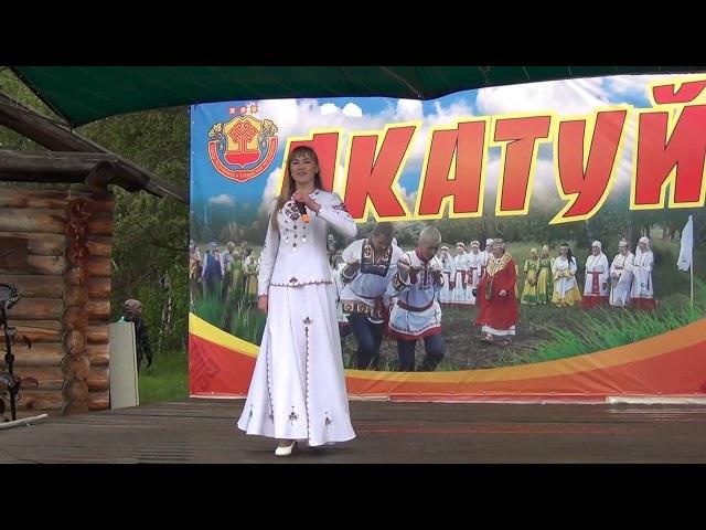 Всечувашский Акатуй на Байкале 04 06 17г Ирина Лампасова Николаева Телей