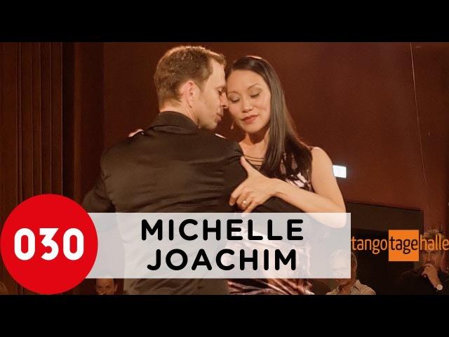 Michelle Marsidi and Joachim Dietiker Esta noche