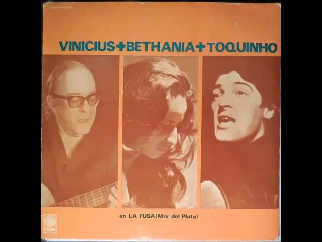 Vinicius De Moraes Maria Bethânia Toquinho EN LA FUSA Mar Del Plata full album