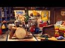 Заяц-барабанщик - главный герой мультфильма HOP (Бунт Ушастых).