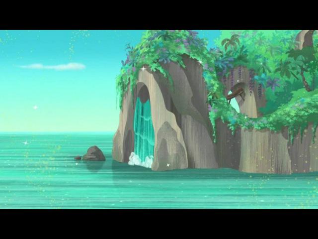 Джейк и пираты Нетландии Веселая поездка Гонка к горе Никогда Серия 8 Сезон 1