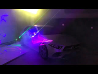 Лазерная Проекция 3D Маппинг на ваше Мероприятие! Аренда Робот Мода #mapping #laser #projection #robotmoda
