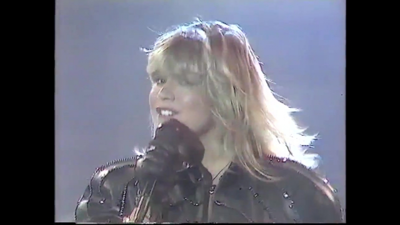 SAMANTHA FOX Nothing's Gonna Stop Me Now 1987