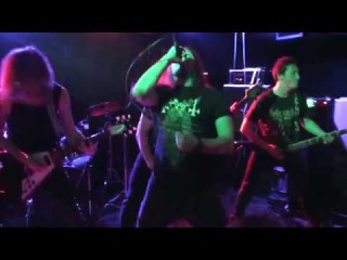 SphereDemonis - Rage Array live in Moscow