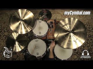 "Zildjian 9"" FX Oriental Trash Splash Cymbal - 211g (A0609-1111715OO)"