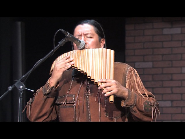 Unchained Melody Pan flute and guitar version by Inka Gold