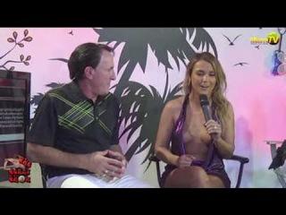 💋#Oops 💋 STUNNING naughty ANCHORS on #LiveTV 🎀 Peter Kingsley Hypnotist & Jenny