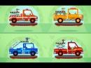 Пожарная машина тушит пожар. Мультики про машинки. Игры для детей