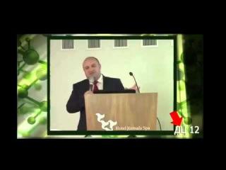 НПЦРИЗ   4 года в Европе  4 часть   Выступление вице президента по науке Д А Горгила...