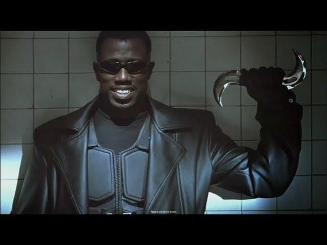 Dreadwing Клип на фильм Блэйд 2