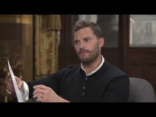 """Jamie Dornan plays """"50 Shades of Grey"""": reveals what he does before bed and so much more!"""