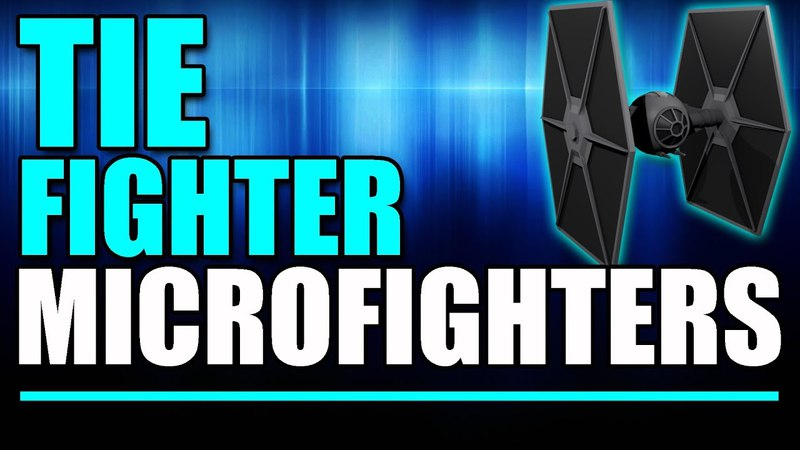 How to build TIE Fighter LEGO Star Wars Microfighters Review