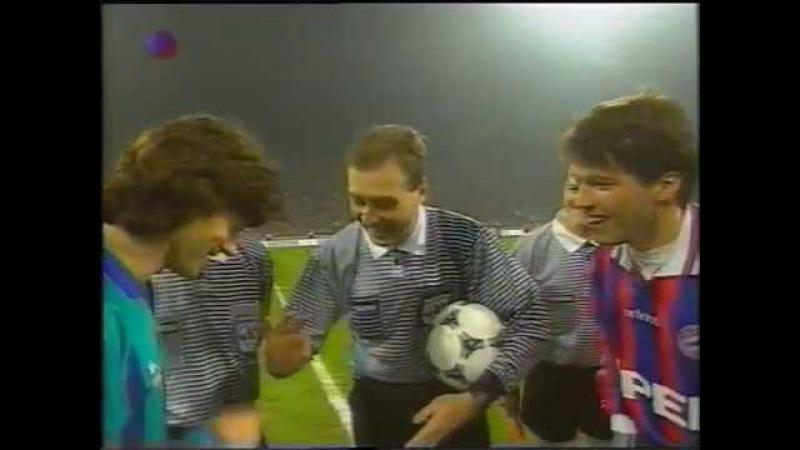 Season 1995 1996 FC Bayern Munich FC Barcelona 2 2