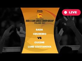 Men's Club World Championship, Group A, Sada Cruzeiro  Cucine Lube Civitanova