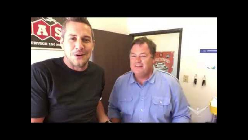 Wheeler Dealers Set Tour with Mike and Ant