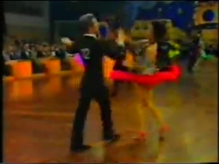 1972 - World Champions Latin American Dancing - Rudolf & Mechtild Trautz