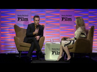 SBIFF 2018 - Sam Rockwell Introduction & Discussing Acting Inspiration