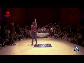 Popcity UK Vol.3 Hip Hop Top16: Turbo vs Rochka