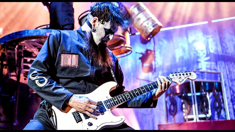 Jim Root - Sarcastrophe [Knotfest USA 2014]
