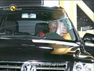 Euro NCAP | VW Touareg | 2004 | Crash test