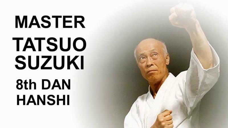 Wado - ryu Demonstration Hanshi Tatsuo Suzuki 和道流 範士 鈴木達夫 実演