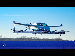 OUR FIRST FLIGHT: Boeing's Passenger Air Vehicle