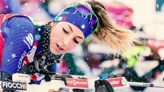 Intervista a Lisa Vittozzi - Campionessa di Biathlon della Nazionale Italiana