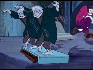 The Scooby-Doo Show / Шоу Скуби-Ду (1976-1978) - The Frightened Hound Meets Demons Underground