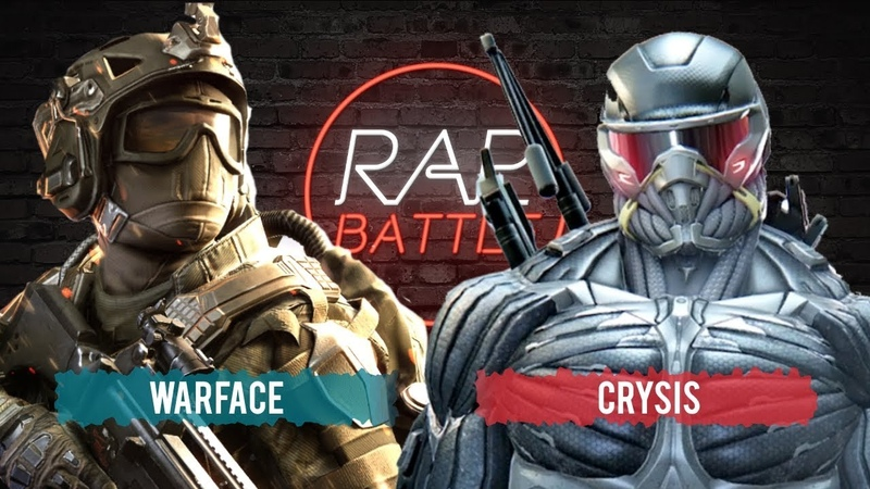 Рэп Баттл - Warface vs. Crysis (Реванш)