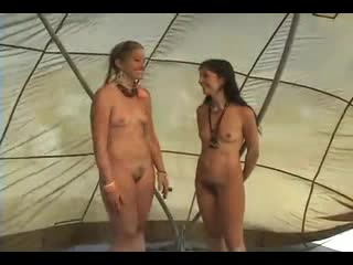 My Naked Truth TV - Josie at Burning Man - part 1 of 2