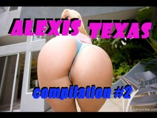 Alexis Texas compilation #2 [booty, big butt, blow job, big ass, all sex, teasing, asslick, anilingus, cumshot]