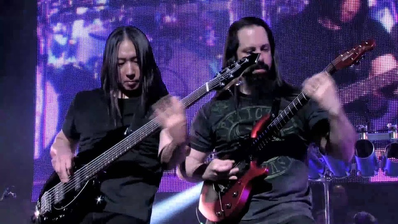 Dream Theater The Dance of Eternity Breaking The Fourth Wall LIVE Blu Ray