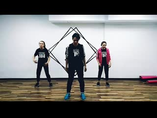 Hip-Hop ROUTINE by El'ma. Dance space JDI
